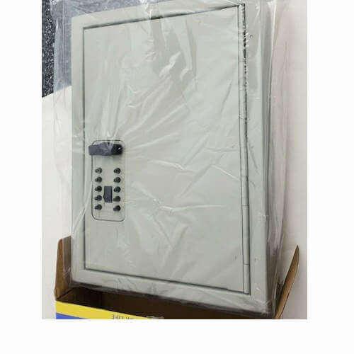 GEKC30,boîte aux lettres - coffre à clés