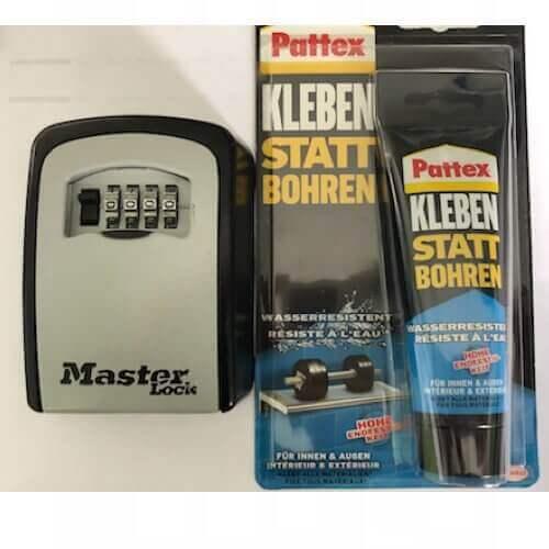 MILKBOX_5401KLEB,coffre à clés sécurisé - boîte à lait