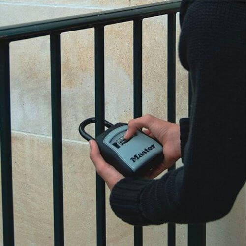 MLK5400D,coffre à clés - boîte à clés à code