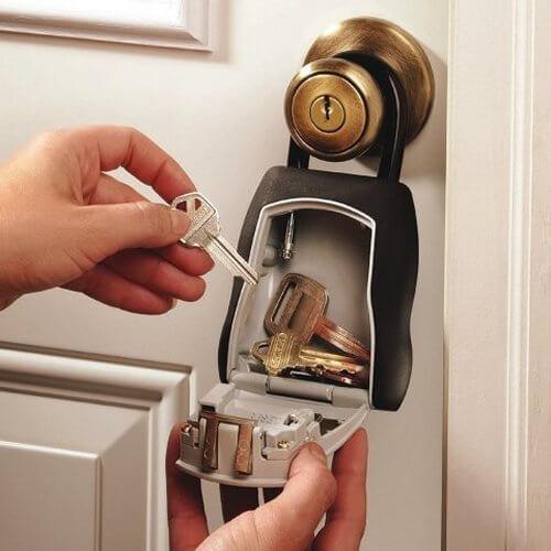 MLK5400D - boîte à lait - coffre à clés sécurisé