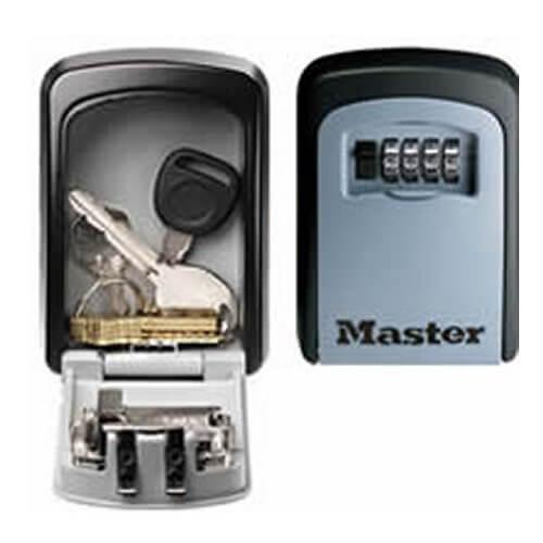 MLK5401D,coffre à clés mural - boîte à clés à code