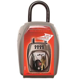 MLK5414,boîte à lait - boîte à clés à code