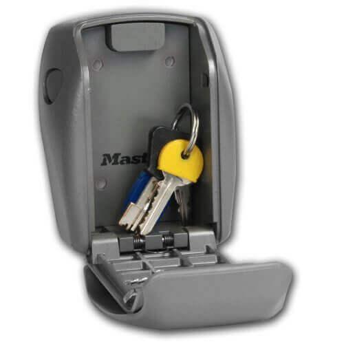 MLK5415,boîte aux lettres - coffre à clés sécurisé