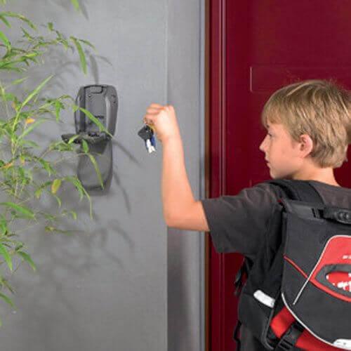 MLK5415,boîte à clés à code - coffre à clés sécurisé