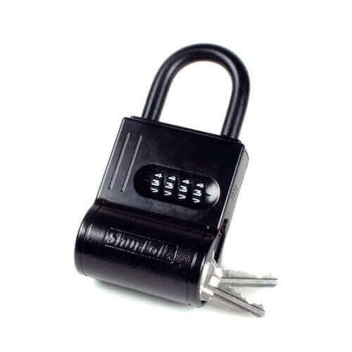 SL200,boîte à clés à code - coffre à clés