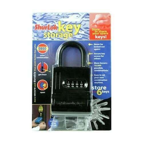 SL200 - coffre à clés mural - boîte à clés sécurisée