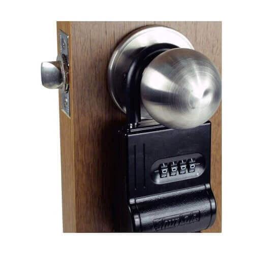SL200,boîte à clés sécurisée - coffre à clés mural