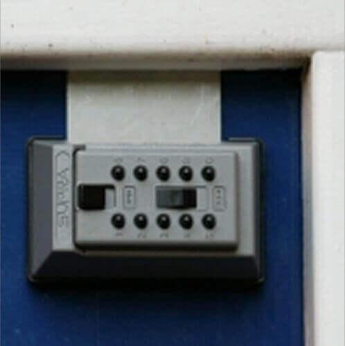 SUPRAJ5 - coffre à clés - boîte à clés sécurisée