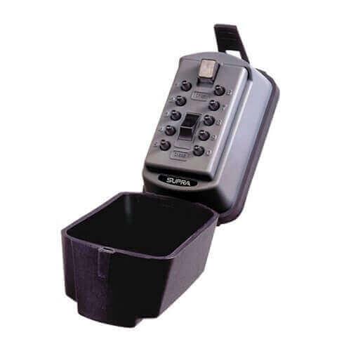 SUPRAS6 - boîte à clés sécurisée - boîte à lait