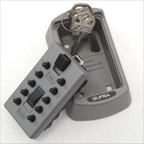 SUPRAS6,boîte à clés sécurisée - boîte à lait