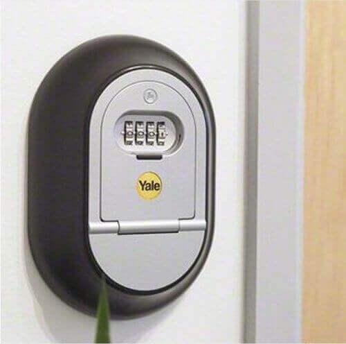 Y500,coffre à clés sécurisé - coffre à clés sécurisé